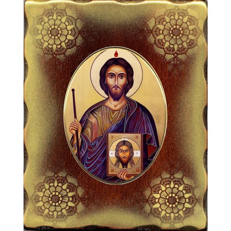 San Giuda Taddeo cugino di Gesù 15x20 cm.
