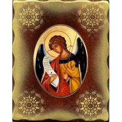 L'Arcangelo Gabriele 15x20 cm.