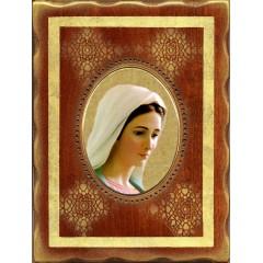 La Madonna di Medjugorje  18x24 cm.