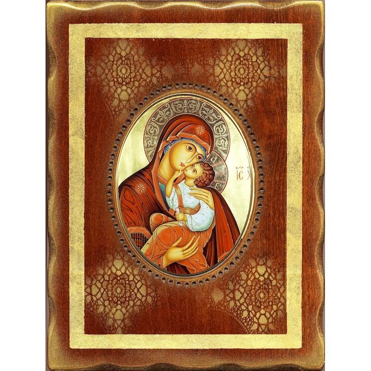 La Madonna dell' Incarnazione 18x24 cm.
