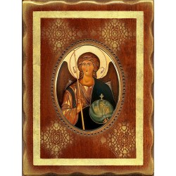 L' Arcangelo Michele 18x24 cm.
