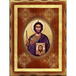 San Giuda Taddeo cugino di Gesù 18x24 cm.