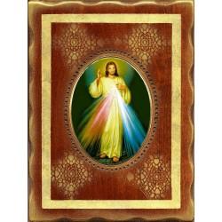 Gesù Misericordioso 18x24 cm.