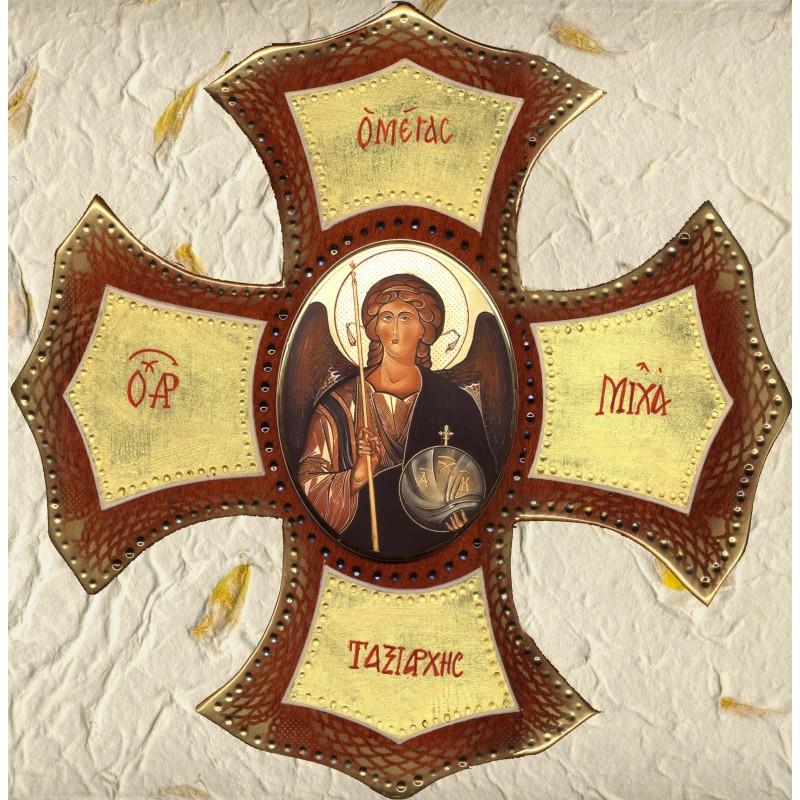 Arcangelo San Michele Ovale