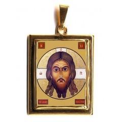 Il Santo Keramion su Pendente in Oro 750°°°