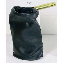Sacco per elemosine in skay nero