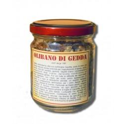 Conf. da gr.100 Olibano di Gedda in barattolo di vetro