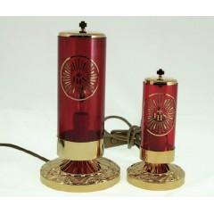 Lampada Elettrica per Santissimo in 2 misure
