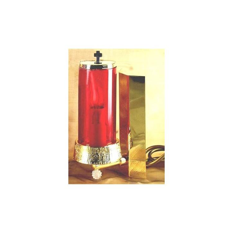 Lampada Elettrica per Santissimo  Ø 6 da Parete