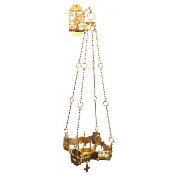 Lampada da appendere h.80 cm