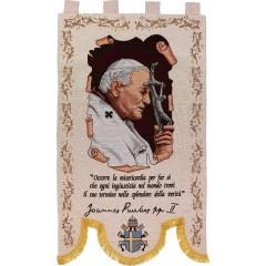 "Stendardo "" Giovanni Paolo II """