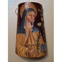 Coppo di Santa Chiara in 3 misure