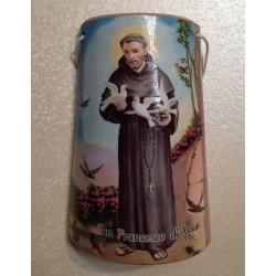 Coppo di San Francesco in 3 misure