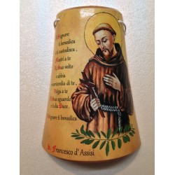 Coppo San Francesco e Preghiiera di Benedizione in 3 misure