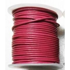 Cordoncino CUOIO 1 mm Colori Vari
