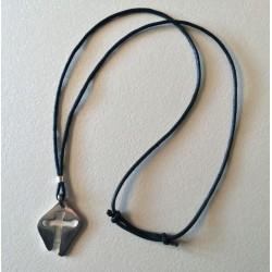 Collana in Cotone cerato REGOLABILE da 2,5 mm. x 70 cm.