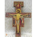 Croce San Damiano semplice in 6 misure