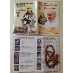Rosario con S. Francesco e Papa Francesco
