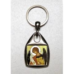 Portachiavi con L'Arcangelo Gabriele