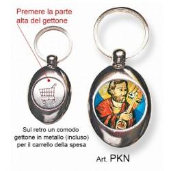 Portachiavi con San Pietro