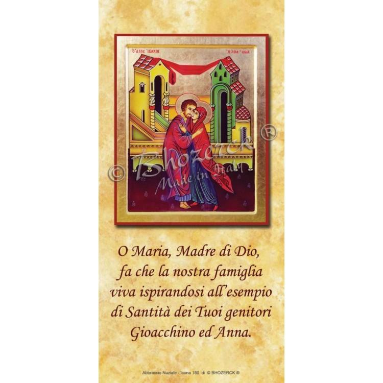 Benedizioni Famiglie - Sant' Anna e Gioacchino