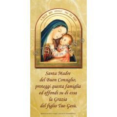 Benedizioni Famiglie - La Madonna del Buon Consiglio