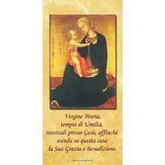 La Madonna dell' Umiltà