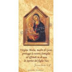 La Madonna con Bambino