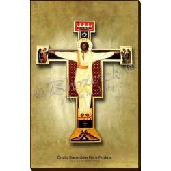 Cristo Sacerdote Re e Profeta