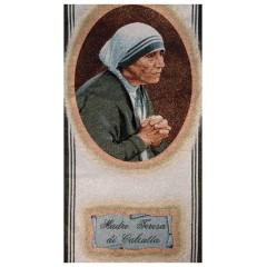 Copri Leggio con Madre Teresa di Calcutta