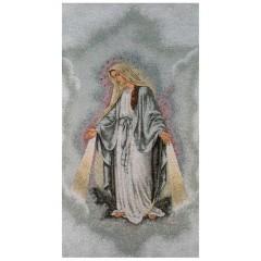 Copri Leggio con la Madonna Miracolosa