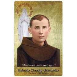 Adesivo - Il Beato Claudio Granzotto