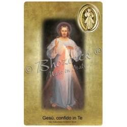 Adesivo - Gesù Confido In Te