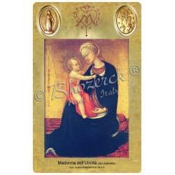 Adesivo - La Madonna dell' Umiltà