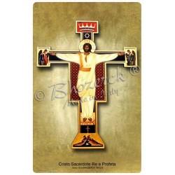 Adesivo - Cristo Sacerdore Re e Profeta