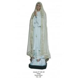 Madonna di Fatima 120 cm.