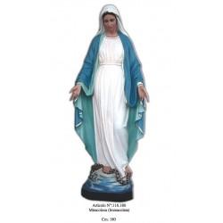 Madonna Miracolosa 180 cm.