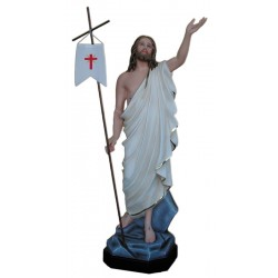 Cristo Risorto 110 cm.