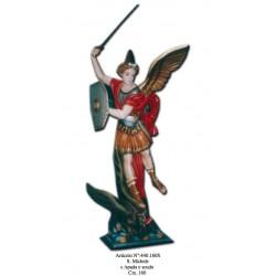 L' Arcangelo Michele 160 cm. con Spada