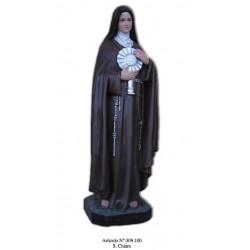 Santa Chiara 100 cm.