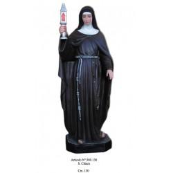 Santa Chiara 130 cm.