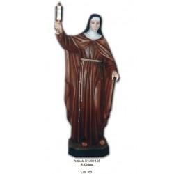 Santa Chiara 165 cm.
