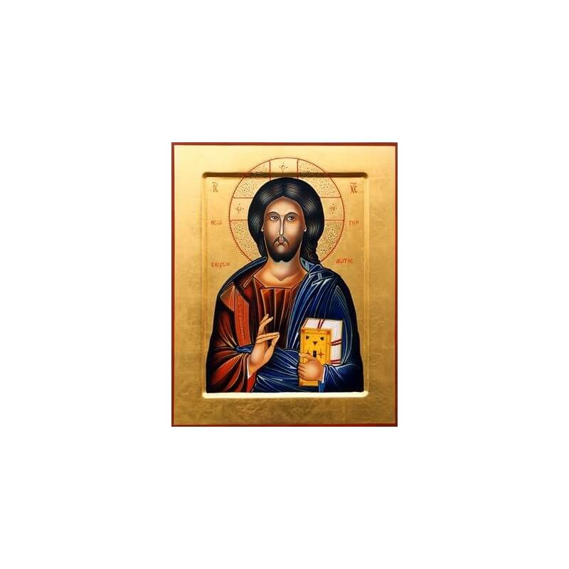 Icona di Cristo Pantocrator