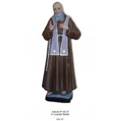 San Leopoldo Mandic  75 cm.