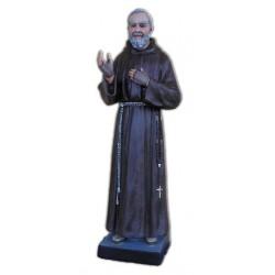 San Pio da Pietrelcina 82 cm.