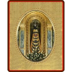 La Madonna di Loreto 15x20 cm.