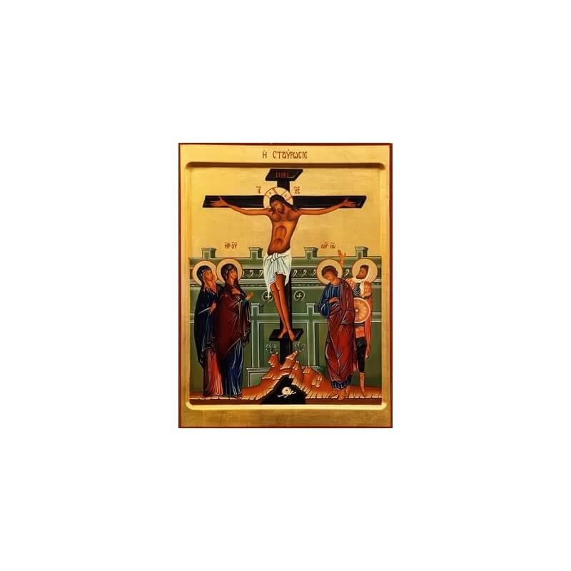 Icona La Crocifissione