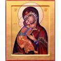 Icona della Vergine di Vladimir