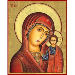 Icona La Vergine di Kazan