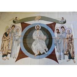 Telo da Parete con Cristo Glorioso